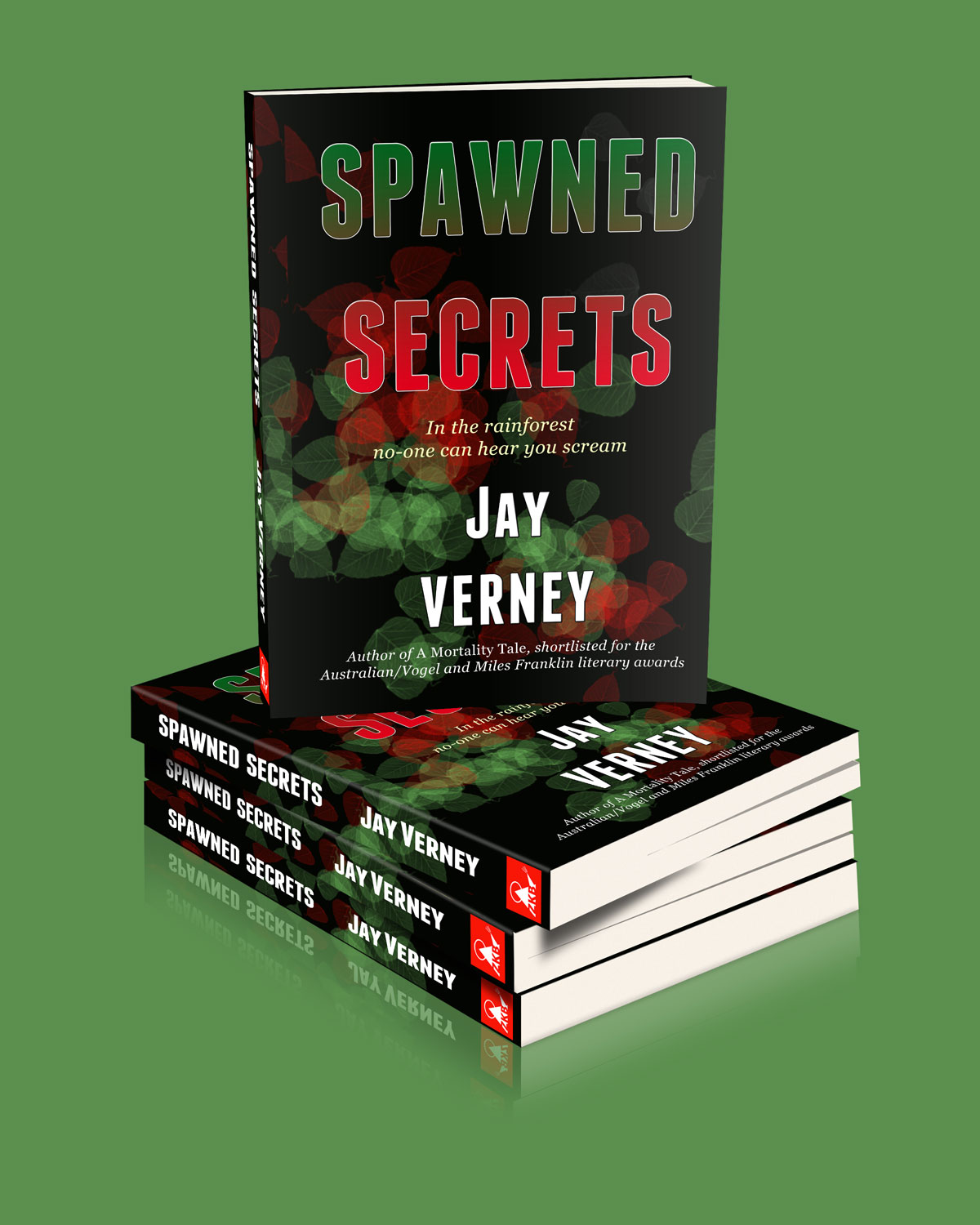 Spawned Secrets cover image