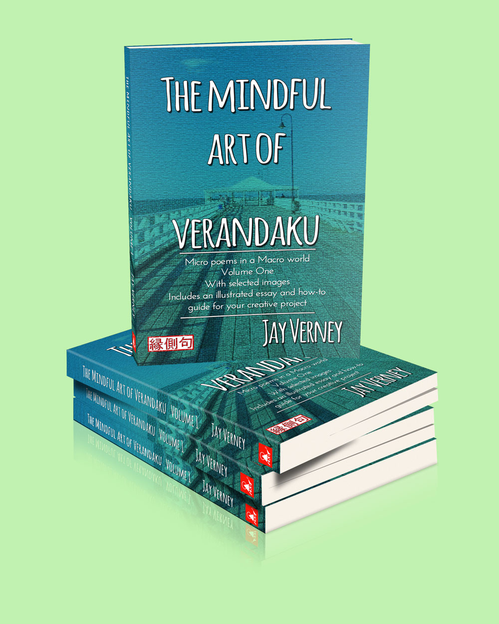 Mindful Art of Verandaku Volume 1 cover image