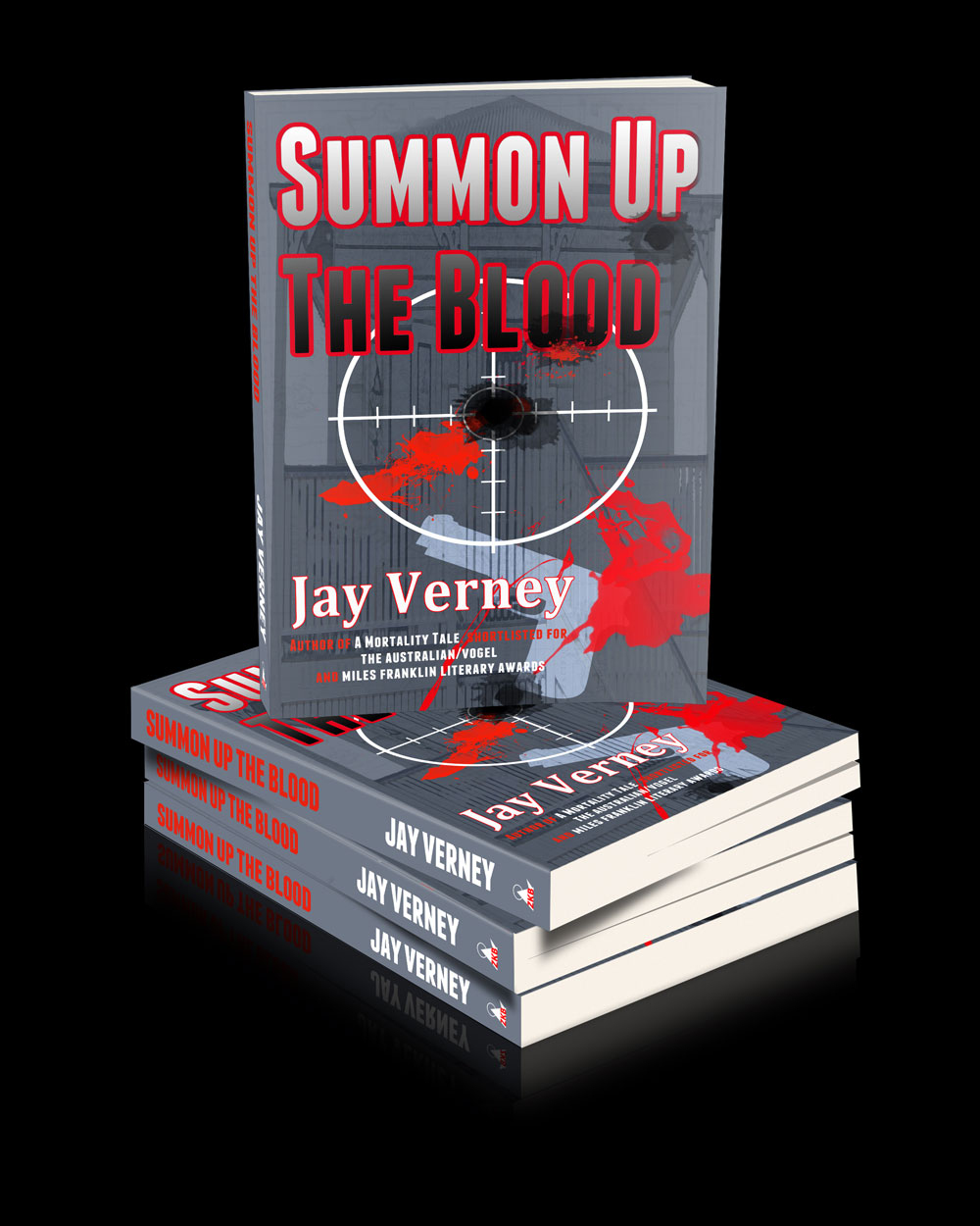 Summon Up The Blood cover